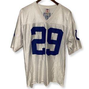 Medium Colts Addai #29 Jersey